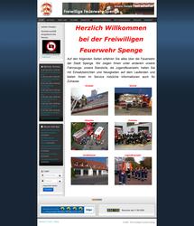 Externer Link: Homepage Feuerwehr